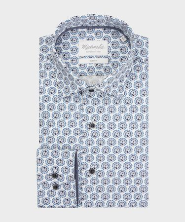 SHIRT KENT SF SCC BLUE