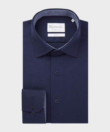 SHIRT KENT SF SCC NAVY