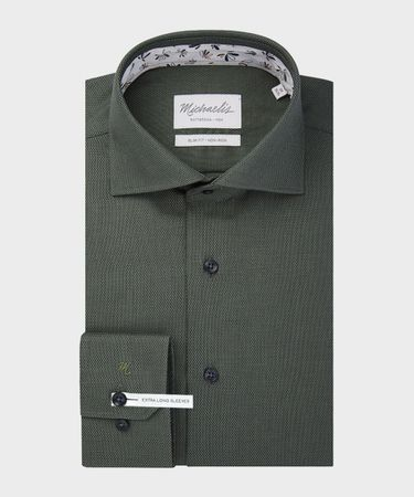 SHIRT CA SF SCC GREEN SLV7