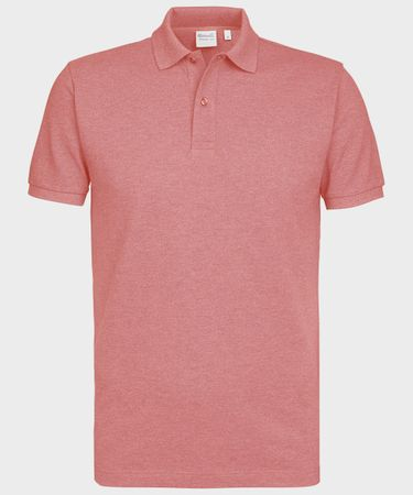 POLO SHORT SLEEVE OLD PINK